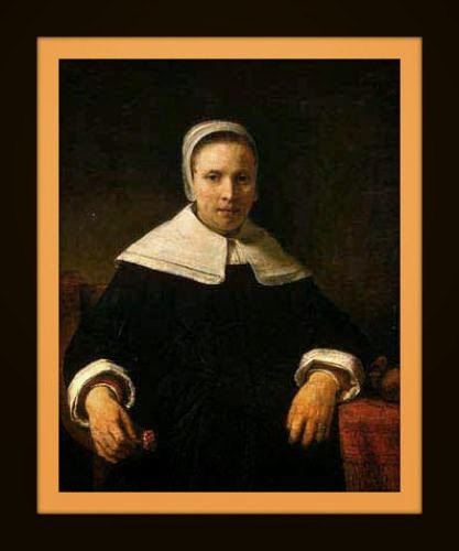 anne bradstreet s in reference to her In reference to her children is a famous poem by anne bradstreet i had eight birds hatched in one nest,four cocks there were, and hens the resti nursed them up with pain and care,nor cost, nor.