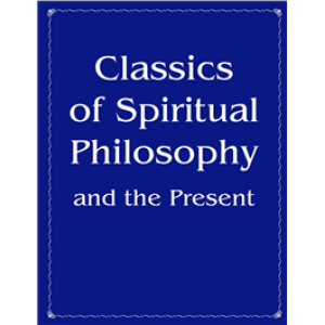 Classics Of Spiritual Philosophy And The Present Image