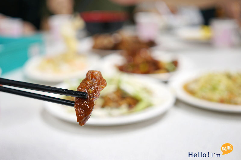 DSC07990 - 孟記復興餐廳|台中眷村菜餐廳推薦:飄香50載,迷人老味道,值得專程。