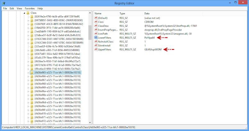 Optical Drive (DVD/CD ROM) หายไป กู้คืนง่ายๆ สไตล์นาย C-GRu Dvdfix01