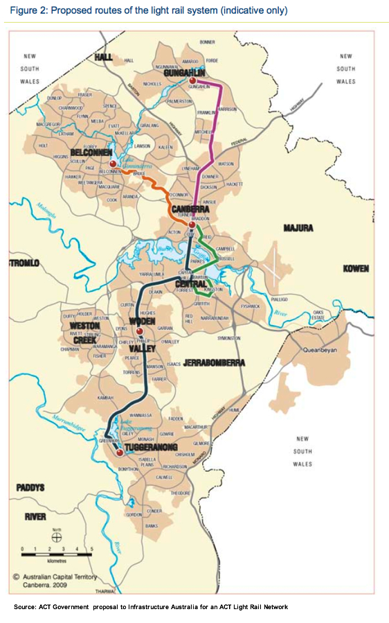 sustainable urban transportation canberra and act pdf