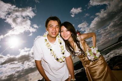 Reverend Elias Parker Of Hawaii Shigeru And Chiaki Hawaiian Wedding
