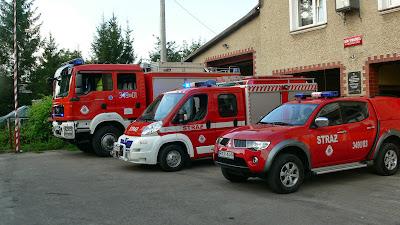 Samochody OSP