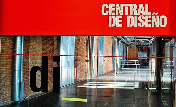 Programación abril 2015 Central de Diseño de Matadero Madrid