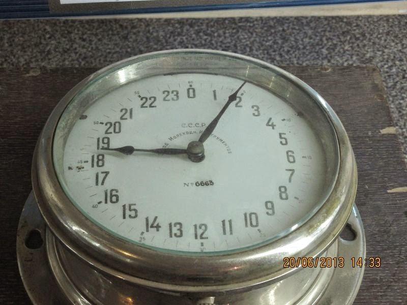 Турист из Великобритании пытался вывезти радиоактивные часы с подводной лодки, - Госпогранслужба - Цензор.НЕТ 4557