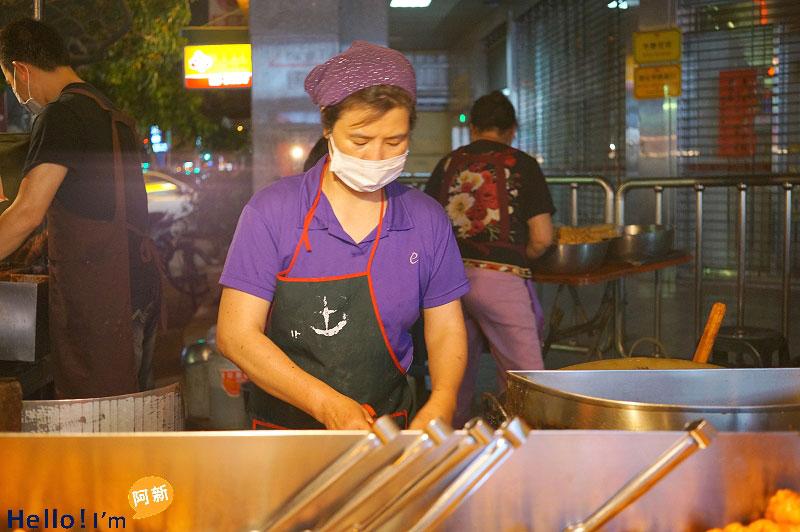清水宵夜,清水燒烤攤車-2