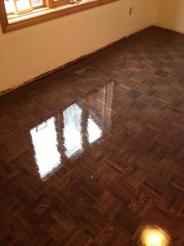 Classic Hardwood Flooring Design