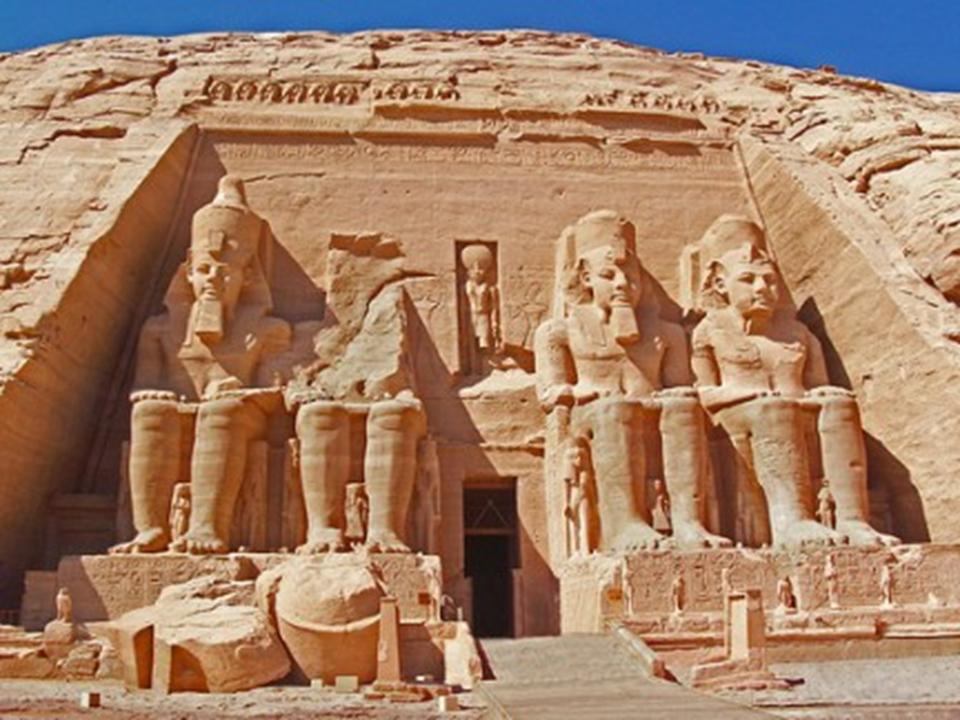 Escultura Egipcia Escultura Egípcia