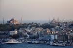 Istanbul: vue sur Sultanahmet