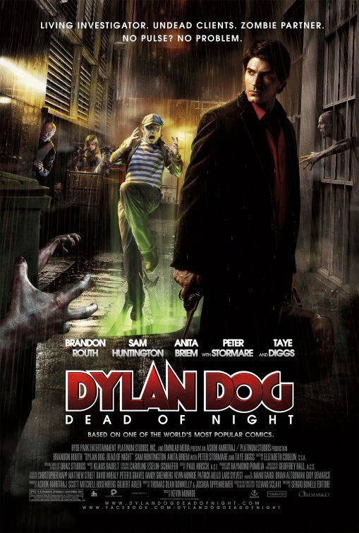 Poster Of Dylan Dog Dead of Night (2011) Full Movie Hindi Dubbed Free Download Watch Online At Alldownloads4u.Com