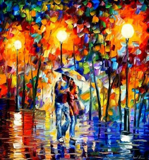 Amazing Art of Oil Painting