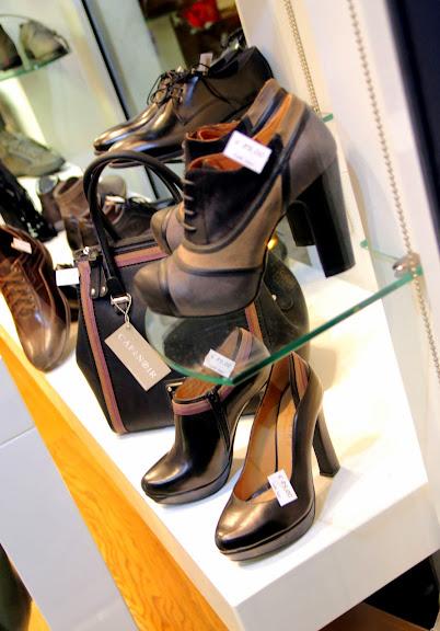 Toma calzature negozio di scarpe e borse calvin klein e byblos