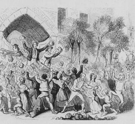 poor law amendment act 1834 was In the following year the poor law amendment act was passed which introduced  a new system of  this law was based on the english poor law act of 1834.