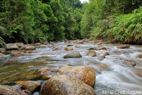 sungai chiling