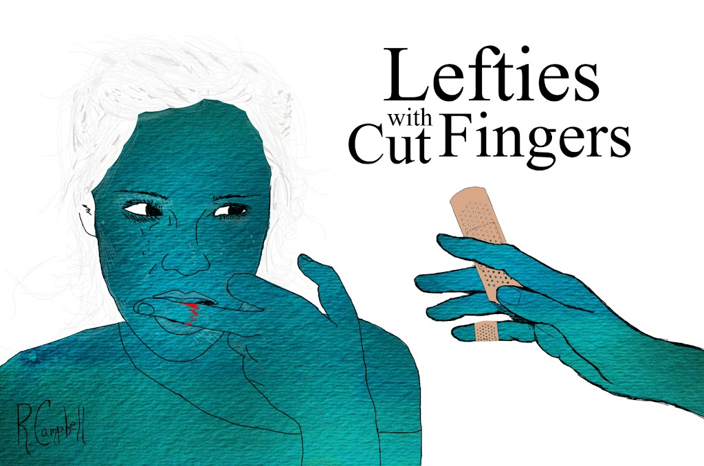 Miami Missed Connection #6: Lefties with Cut Fingers by Robby Campbell