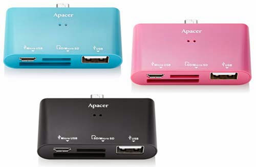 Apacer AM700 Card Reader