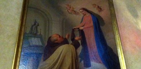 Ritorna in Duomo la pala della Madonna del Carmine, dopo che il restauro ha riportato alla luce i brillanti colori originari.