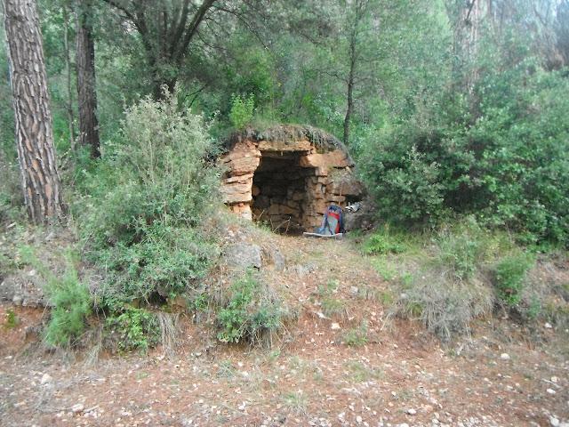 Cabana del torrent de la Baga