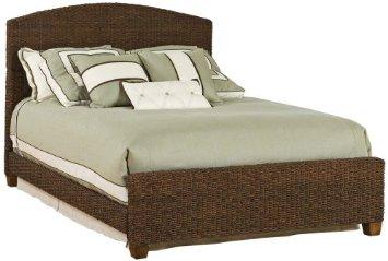 Wicker Bedroom Furniture on Cabana Banana Wicker Bed   Bedroom Furniture Best Buy
