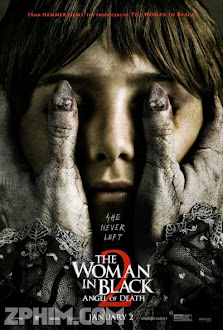 Thiên Sứ Tử Thần - The Woman in Black 2: Angel of Death (2014) Poster