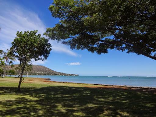 美しい海を眺めながらの帰り道 -オアフ島でサイクリング(3)