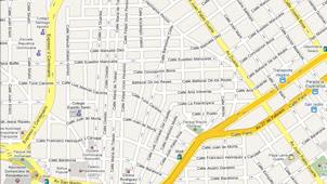 Mapa de Villa Consuelo