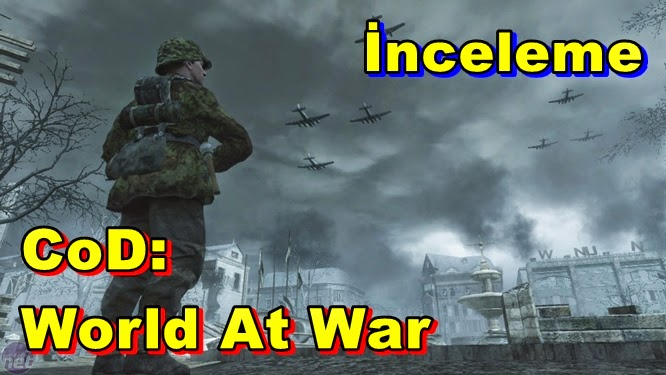 Call of Duty: World at War İnceleme