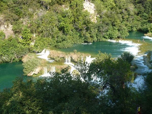 Wodospady KrK'a