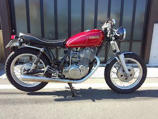 Hayama's 1997 SR400