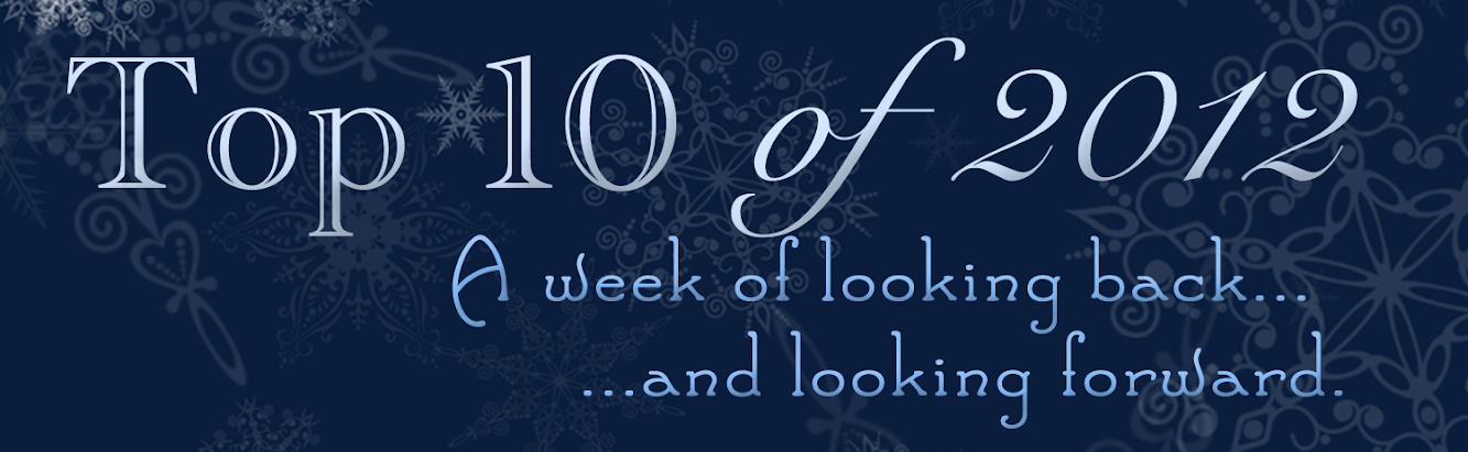Top 10 of 2012: Best Book Boyfriends of 2012 & a Giveaway