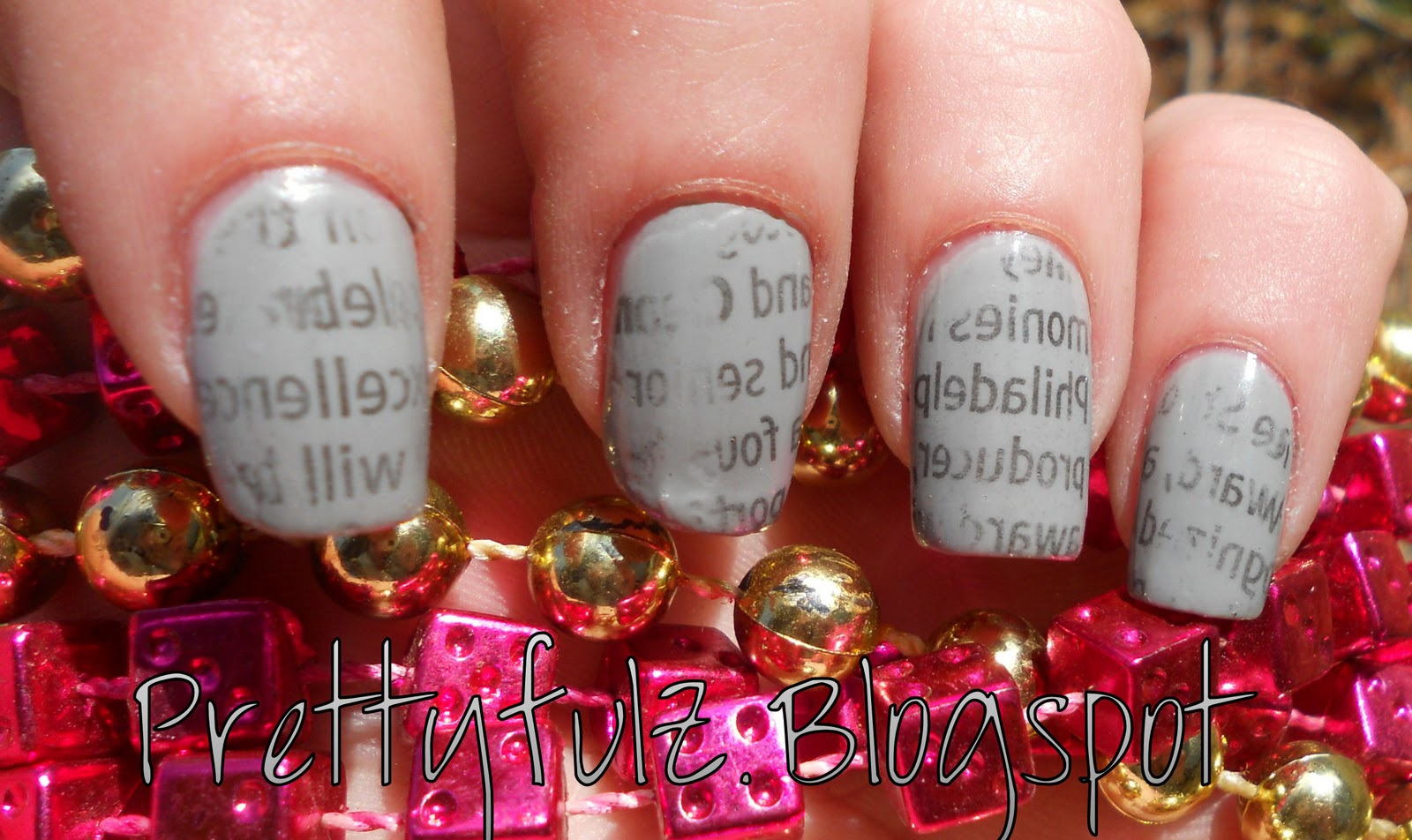 The Glamorous Cute and easy nail designs Pics