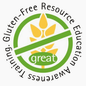 Gluten Free Resource Education and Awareness Training via GREAT Kitchens Program of NFCA