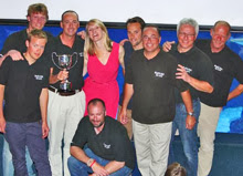 J/97 Blackdog- winners of J/Cup- Plymouth, England