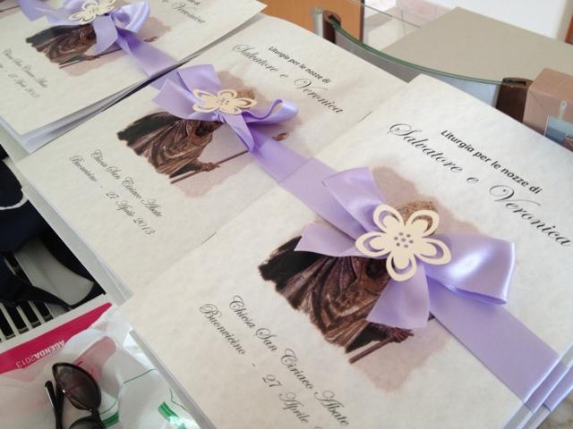 Matrimonio In Glicine : Matrimonio in glicine le creazioni di michela