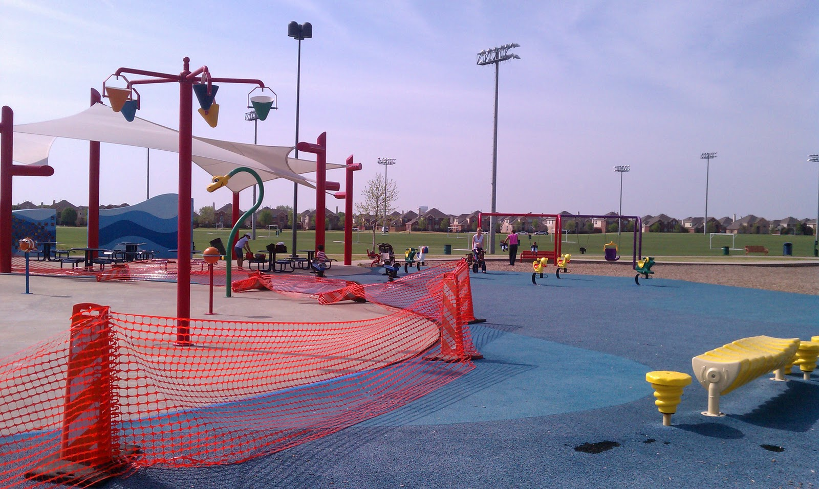 Parks And Playgrounds Celebration Park Allen Texas