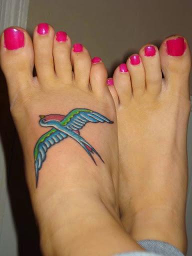 Sparrow Tattoos