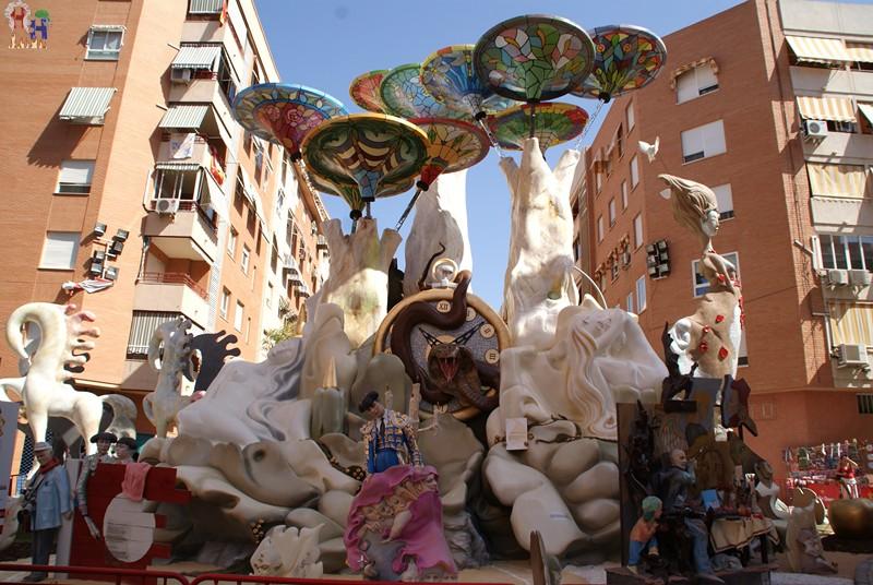 Hoguera La Ceràmica / Sección Especial Mayor