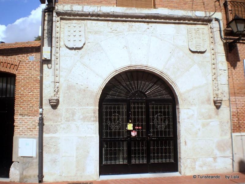 Casa de los Dávila, Olmedo