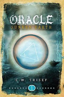 Sunken Earth & Fire Island By C.W. Trisef image