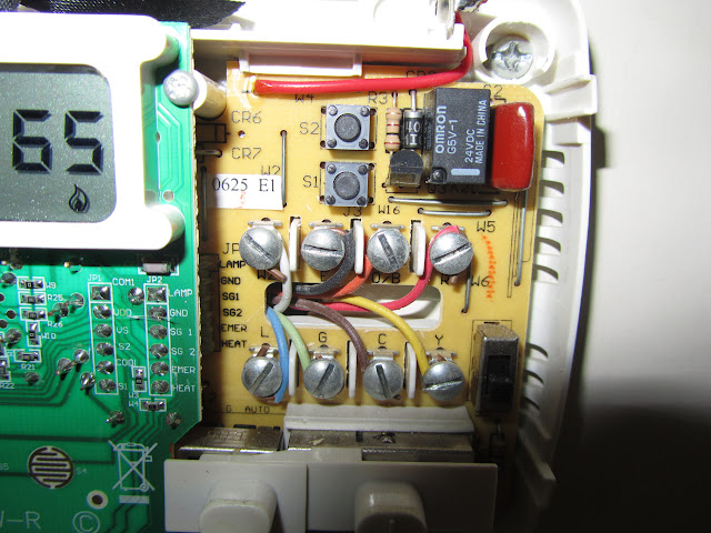 help replacing thermostat white rodgers 1f79 with tx9000ts doityourself community forums