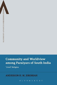 [Jeremiah: Community and Worldview among Paraiyars..., 2013]