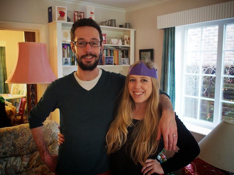 jon and ashley xmas 2013