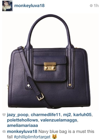 A Sneak Peek at the FULL RANGE of 3.1 Phillip Lim x Target Bags Out inSeptember!