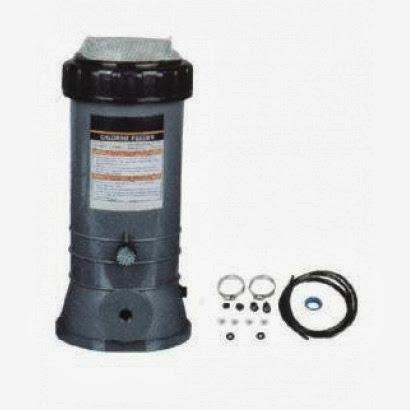 Doseur de chlore off line pour chlore galet lent 200 ou 250gr standard ou multi-fonctions capacité de 4kg