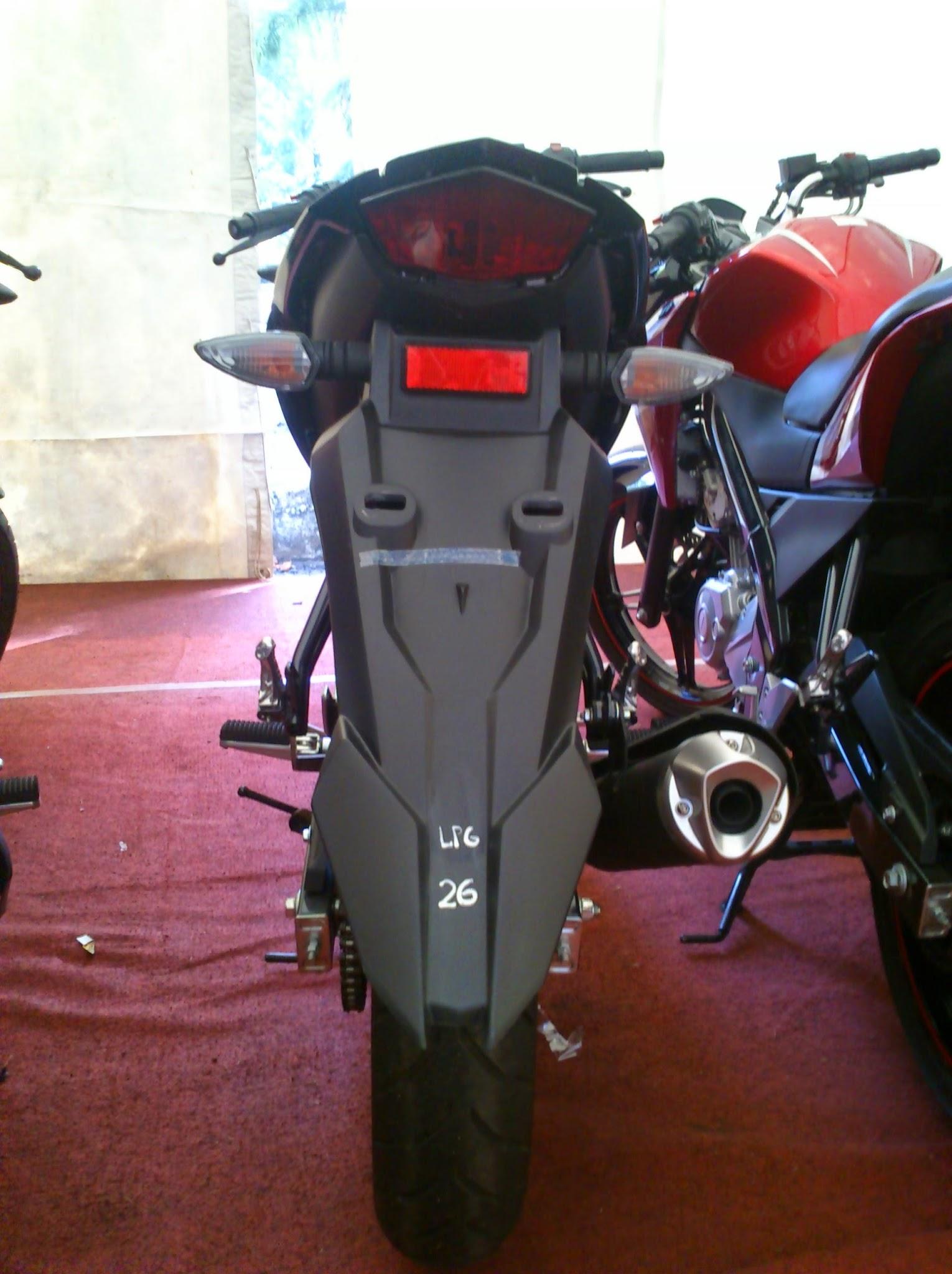 spakbor belakang vixion custom