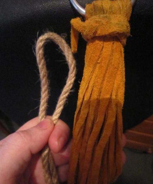 Really Basic rope bondage