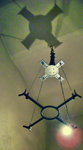 lampa castel iulia hasdeu campina
