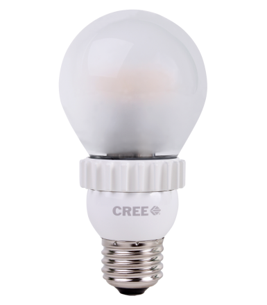 Cree LED bulb - Straight on