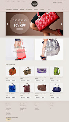 Handbag Boutique Magento #50486