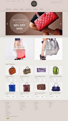 Handbag Boutique Magento #50486